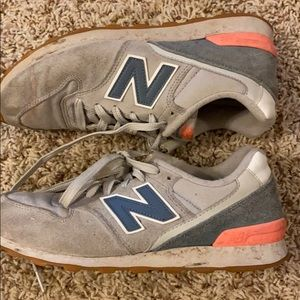 New Balance Shoes - New balance sneakers from Anthropologie!